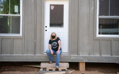 Asheville tiny home villages address affordable housing, COVID-19 crisis, in creative ways